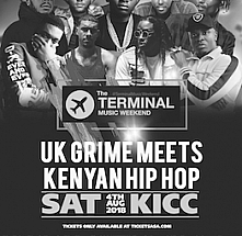 Day 2:  The Terminal Music Weekend