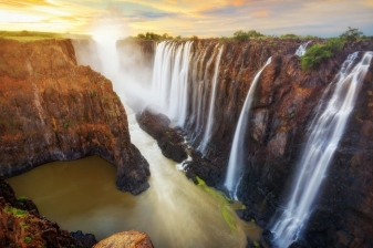 Okavango Delta and Victoria Falls Safari Adventure