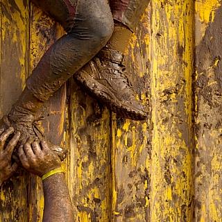 Mud Run And Zumba Dance