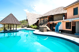 Weekend Plan to Sirville Lodge Elementaita