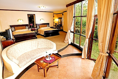 Holiday Retreat at Lake Naivasha Sopa Lodge!