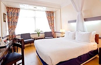 1 Night at Imperial Hotel Kisumu