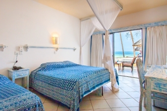 All Inclusive holiday at Turtle Bay Beach Club