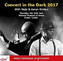Concert In The dark 2017