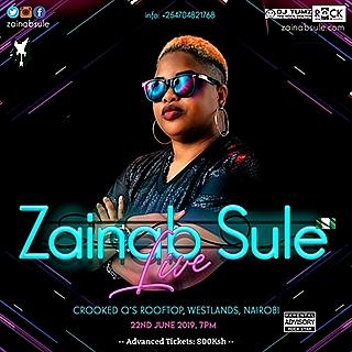 Zainab Sule Live 2