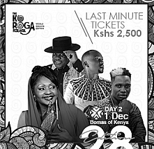 DAY 2: The 28th Edition of The Koroga Festival