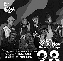 DAY 1: The 28th Edition of The Koroga Festival