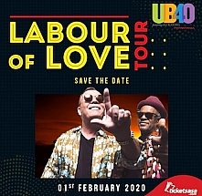 UB40 Featuring Ali and Astro
