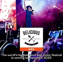 Delicious International Food and Music Festival