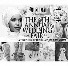 Al Muslimah 4th Annual Wedding Fair