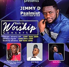 Back To Worship Concert