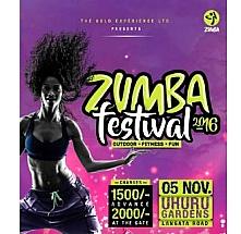 Zumba Festival Kenya