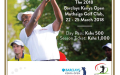 5 Things You Need to Know about The Barclays Kenya Open 2018