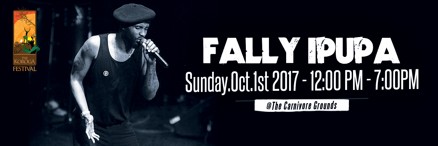 The Koroga Festival 19th Edition: Fally Ipupa 02
