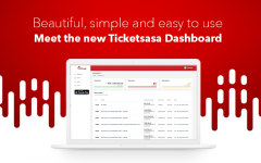 Say Hello To The All-New Ticketsasa Dashboard