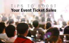5 Useful Tips on How To Increase Your Event Ticket Sales