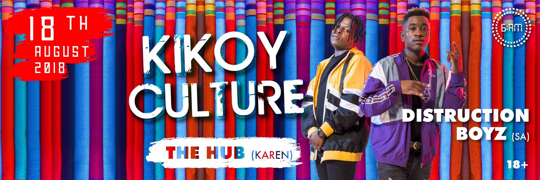 Kikoy Culture