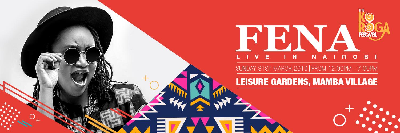 Koroga Festival 25th Edition March_Fena