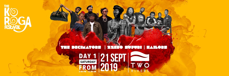 Koroga Festival September Day 1