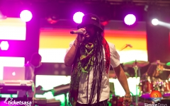 Maxi Priest Live In Nairobi - Here