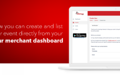 Create And List Your Event: Ticketsasa Dashboard Receives Major Update