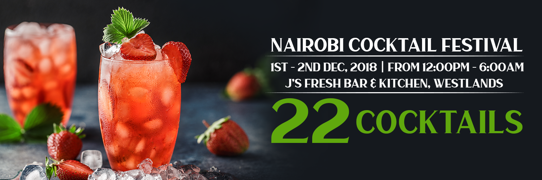 Nairobi Cocktail Festival 2018 | 1