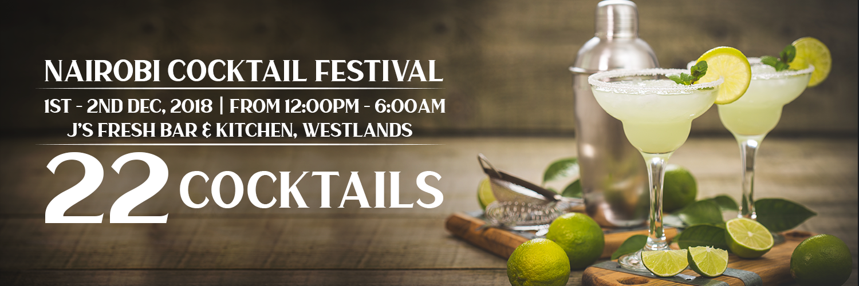 Nairobi Cocktail Festival 2018 | 2