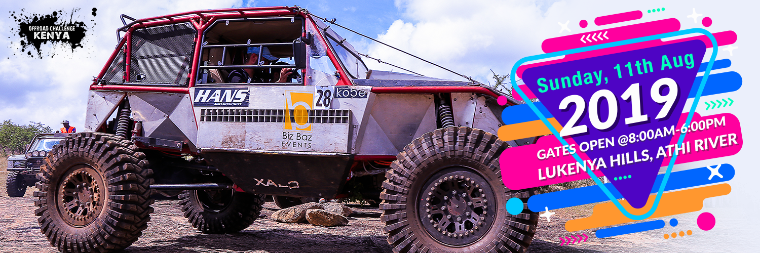 Offroad challenge 2019 Aug