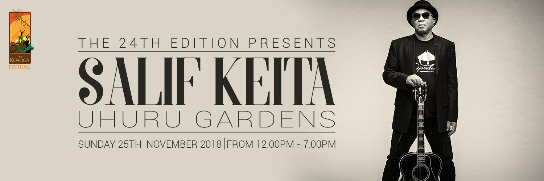 THE KOROGA FESTIVAL 24TH EDITION