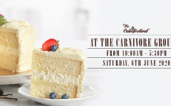 The Cake Festival Set For June 2020
