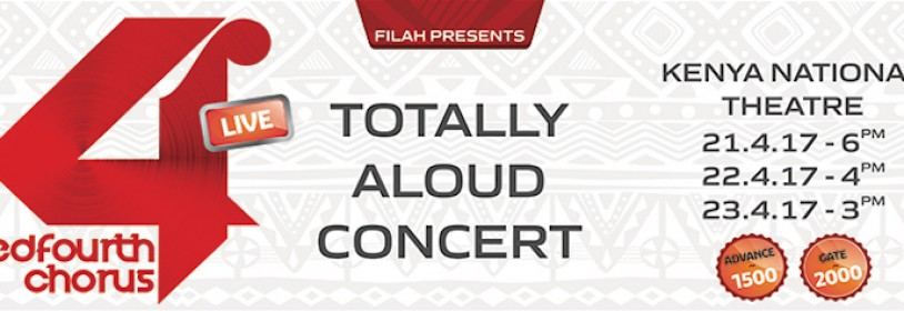 Totally Aloud Concert