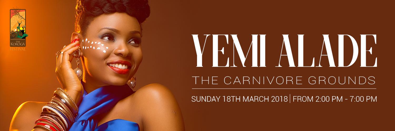 The Koroga Festival 21st Edition - Yemi 1